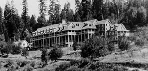 Stumbling upon the Legendary Bret Harte Hotel