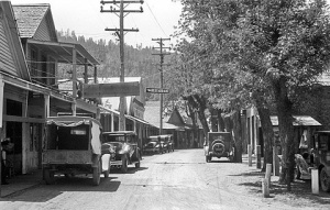 old downieville