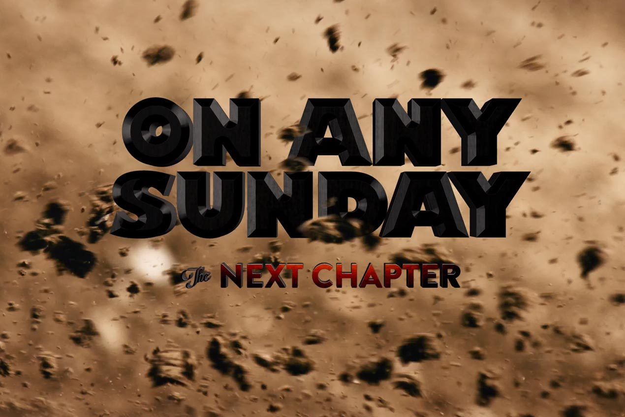 On Any Sunday-The Next Chapter