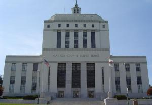 Alameda County Court House