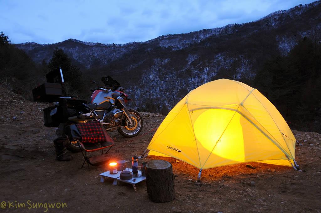Moto Camping: 101