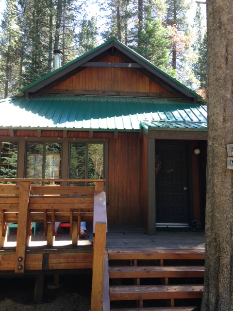 Mike's Cabin in Tahoe
