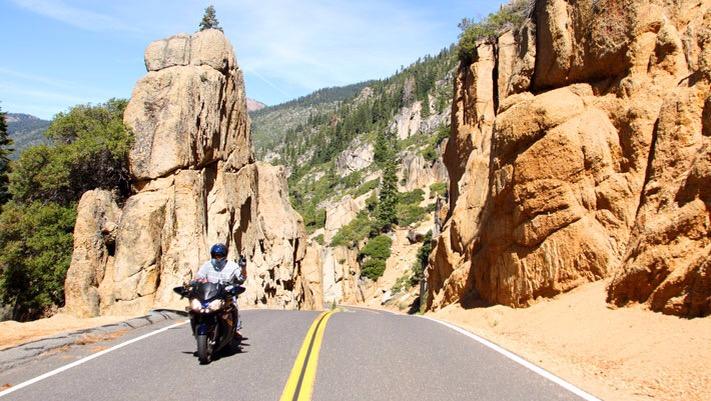 Journey to Bodie, via SonoraPass