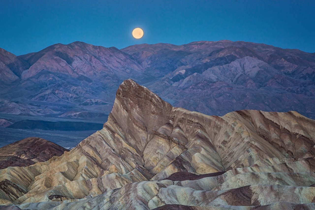 Day 3, Death Valley and TrafficJams