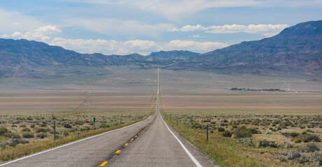 The Loneliest Hwy in the America