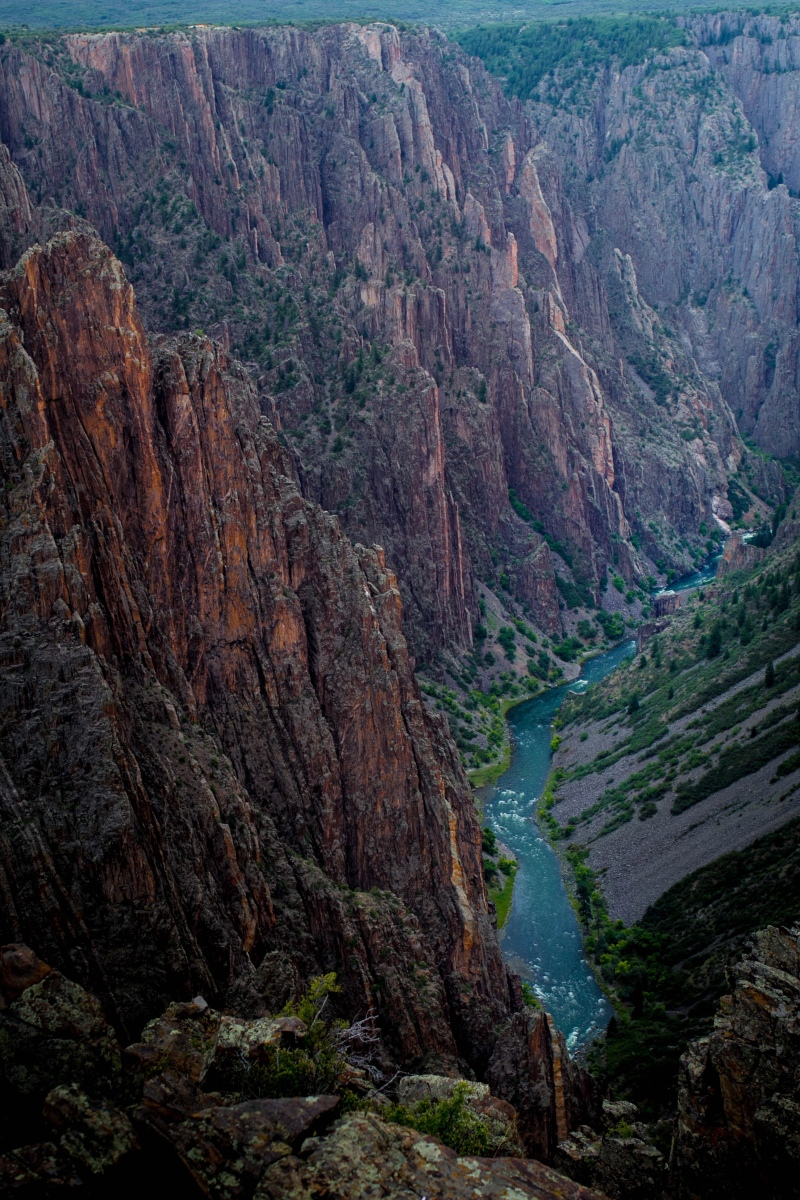 Last day, best day-Black Canyon of the Gunnison
